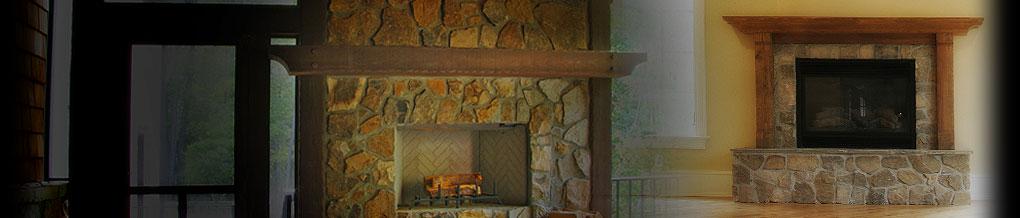 Timber Mantels