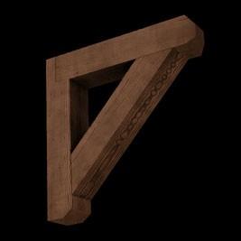 Wood Bracket OS4