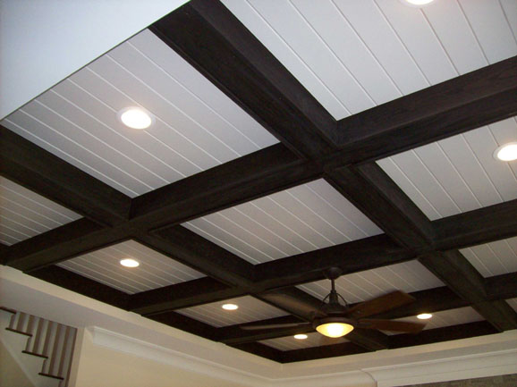 Wood box beams wood faux beams ceiling beams decorative for Fake wood beams for ceiling