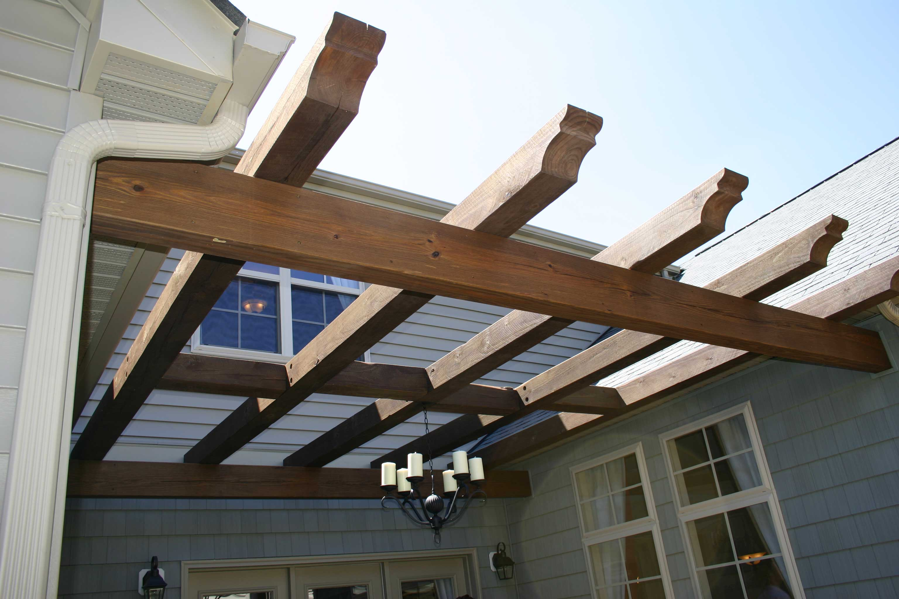 Wood beams southern woodcraft for Architectural beams