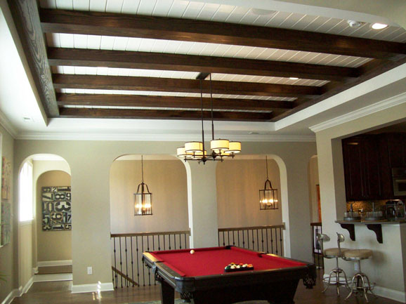 Wood box beams wood faux beams ceiling beams decorative for Wood box beam