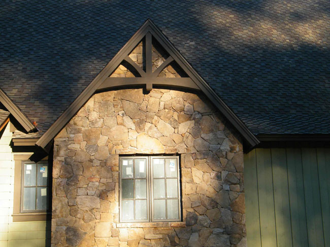 Arched Gable Bracket