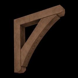 Wood Bracket OC2
