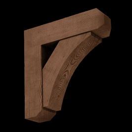 Wood Bracket OC1