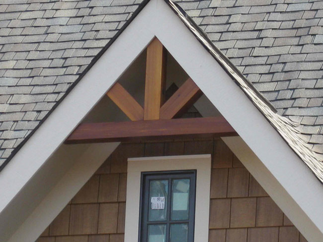 Gable Brackets Cedar Gable Bracket Gable Accent Bracket